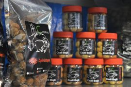 Csali Bojli 20-24 mm vegyes 150 g