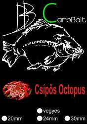 Csípős Octopus 1 kg