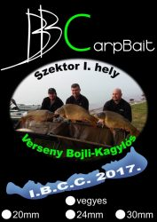 Verseny Bojli Kagylós 1 kg
