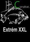 Extrém XXL Csípős Octopus 30-35 mm golyó 400 g